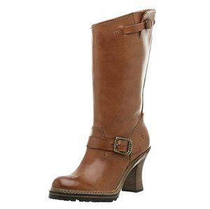Frye Mildred Engineer Pull on Boot